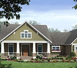 Craftsman Bungalow House Plan