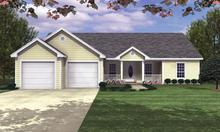 Ranch House Plan