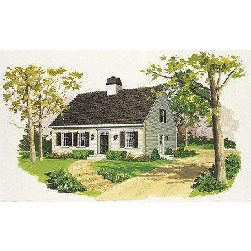 House Calls, Inc. - New England House Plans - Maine Home Plans