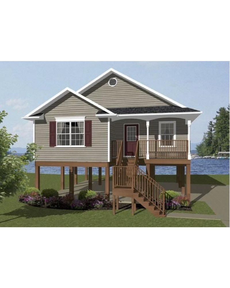 House plan vl856 p beach pilings for Amazing plans com