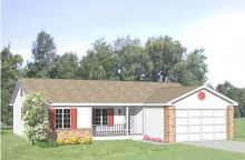 Ranch House Plans | Ranch Home House Plans