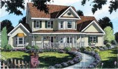 Southern House Plan 24736