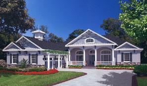 Craftsman House Plan H2654A