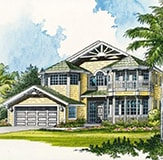 Beach And Coastal House Plan Part 37