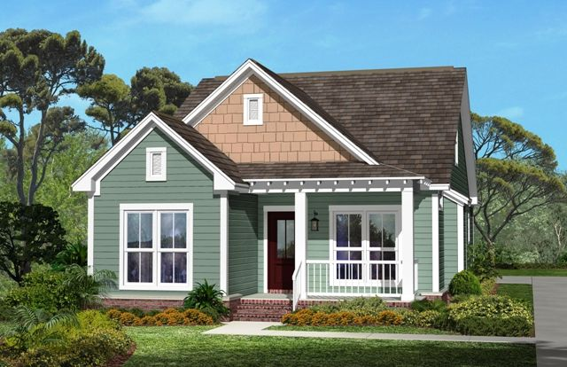 Craftsman House Plan BB-1300