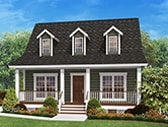 country house plan bb 900 4 - Country House Plans
