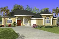Amazing House Plan H1933A
