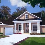 Amazing House Plan H2715A