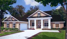 Amazing House Plan H2715A