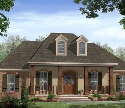 Amazing House Plan HPG-2200C