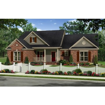 Great narrow lot house plans with rear views popular View lot home plans