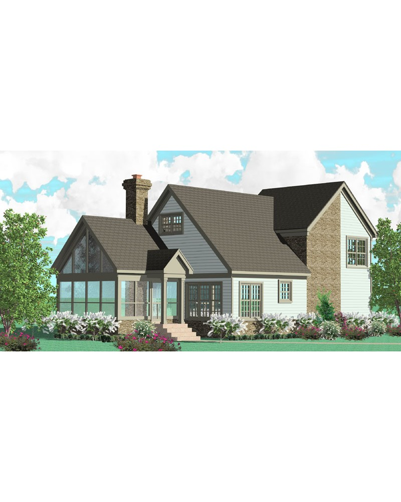 House plan sul 1120 565 624 t narrow lot for Amazing plans com
