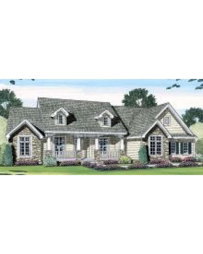 Cape Cod House Plans New England