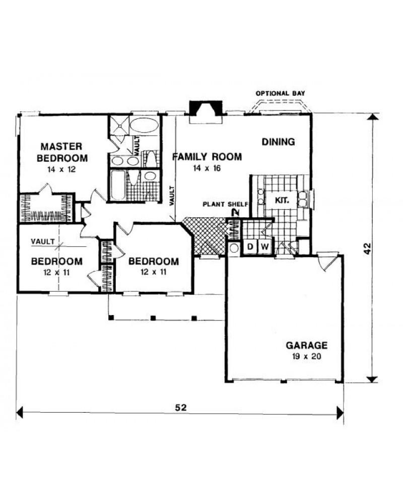 Amazingplans Com Garage Plan Aps0704: AmazingPlans.com House Plan #APS1103