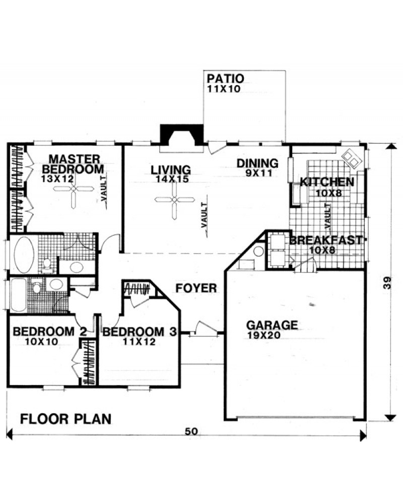 Amazingplans Com Garage Plan Aps0704: AmazingPlans.com House Plan #APS1305