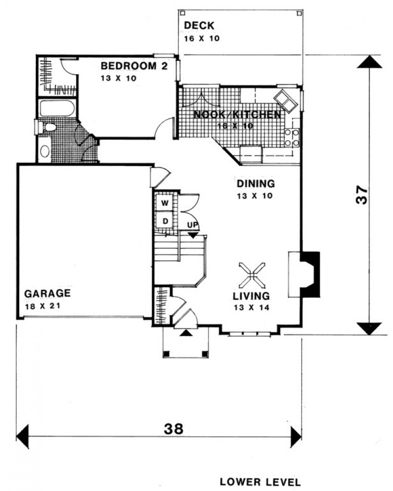 Amazingplans Com Garage Plan Aps0704: AmazingPlans.com House Plan #APS1504