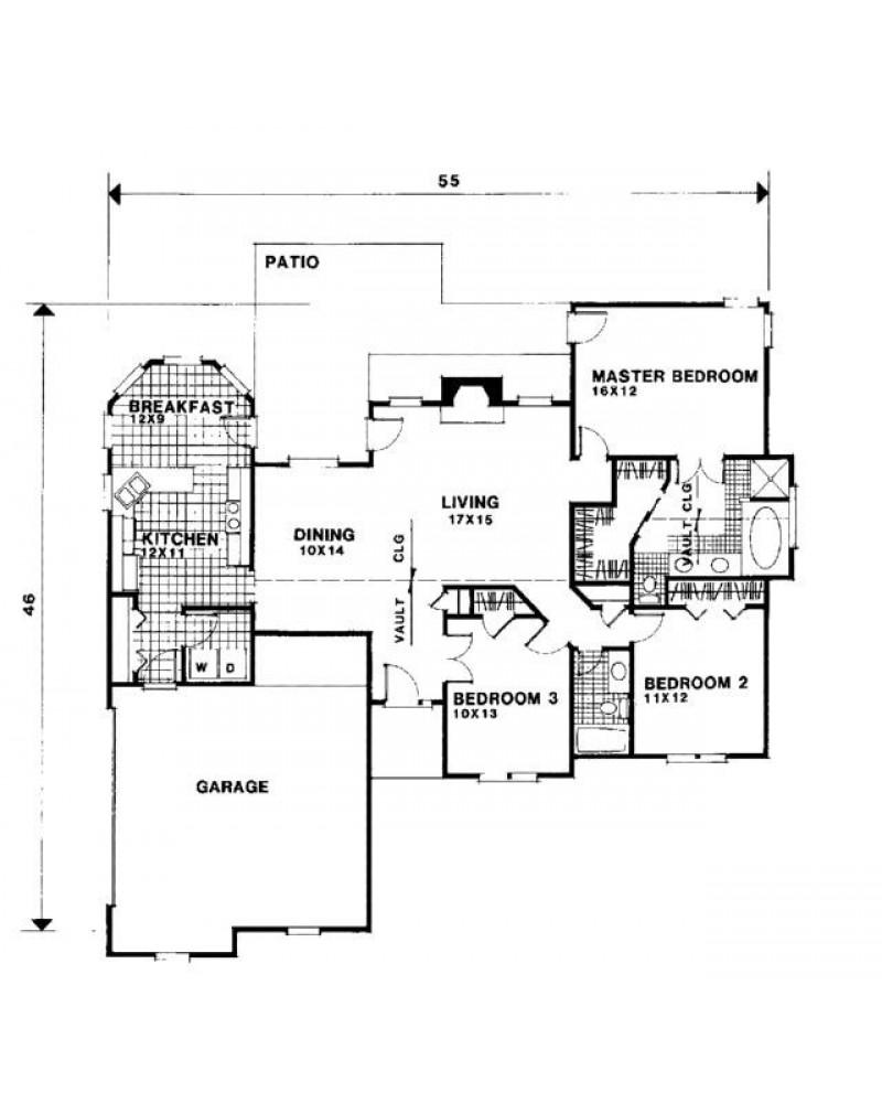 Amazingplans Com Garage Plan Aps0704: AmazingPlans.com House Plan #APS1512