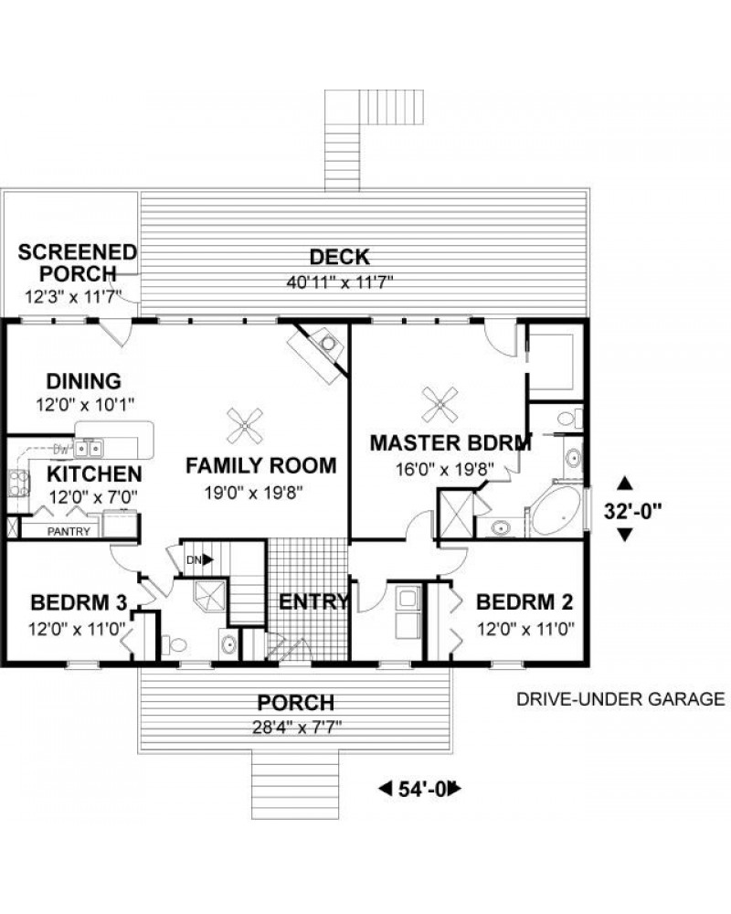 Amazingplans Com Garage Plan Aps0704: AmazingPlans.com House Plan #APS1715