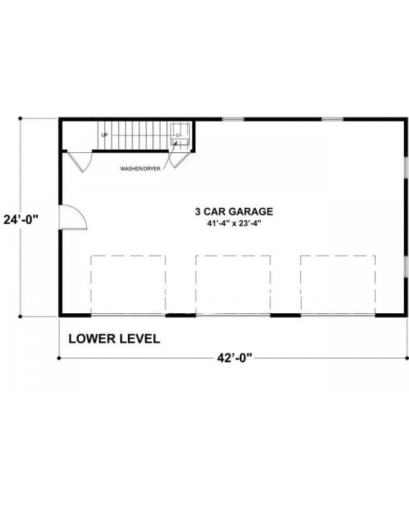 Amazingplans Com Garage Plan Aps0704: AmazingPlans.com Garage Plan #APS801
