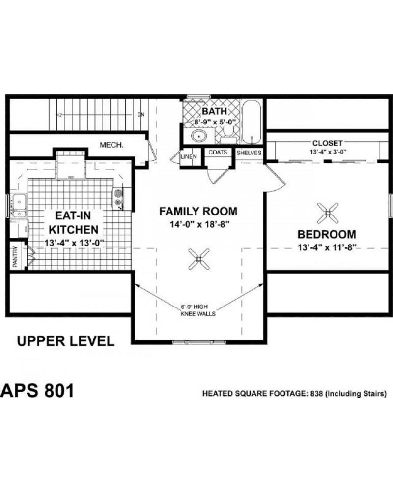 Amazingplans Com Garage Plan Rds2402 Garage Apartment: AmazingPlans.com Garage Plan #APS801 Garage Apartment
