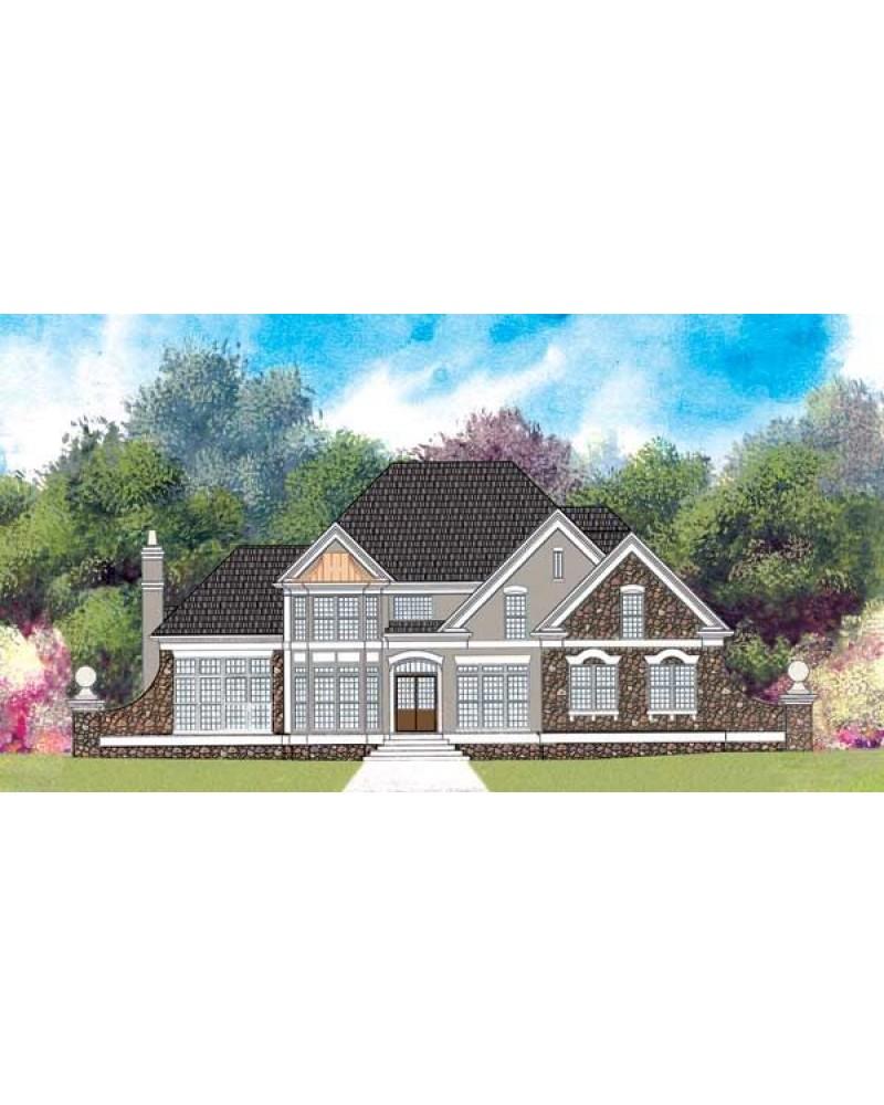 House Plan Arc Pressley Place