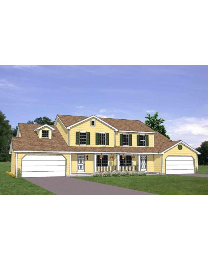 Multi plex plan d 9318 traditional for Amazing plans com