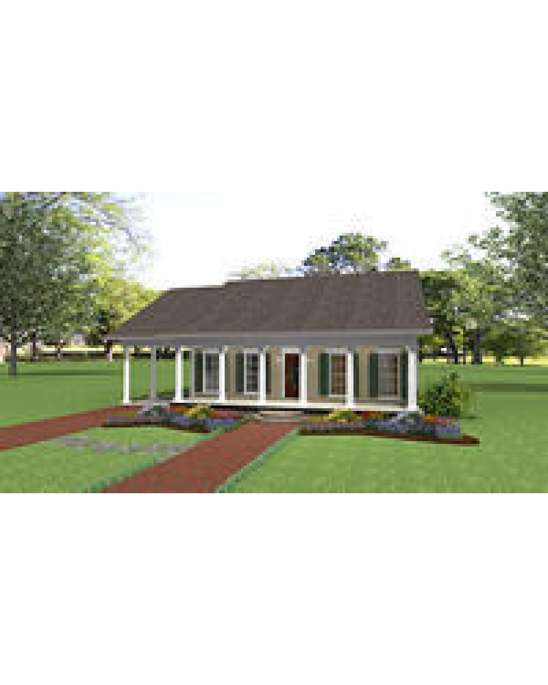 House plan dh 1157 colonial country for Amazing plans com