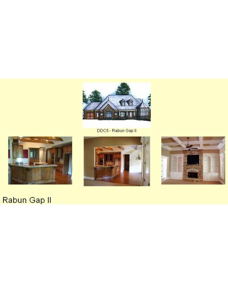 House plan dul rabun gap ii ranch for Amazing plans com
