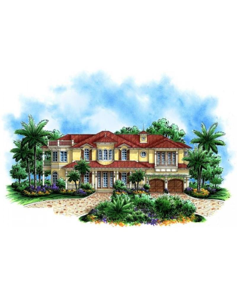 House plan g2 5079 island breeze beach for Island house plans on pilings
