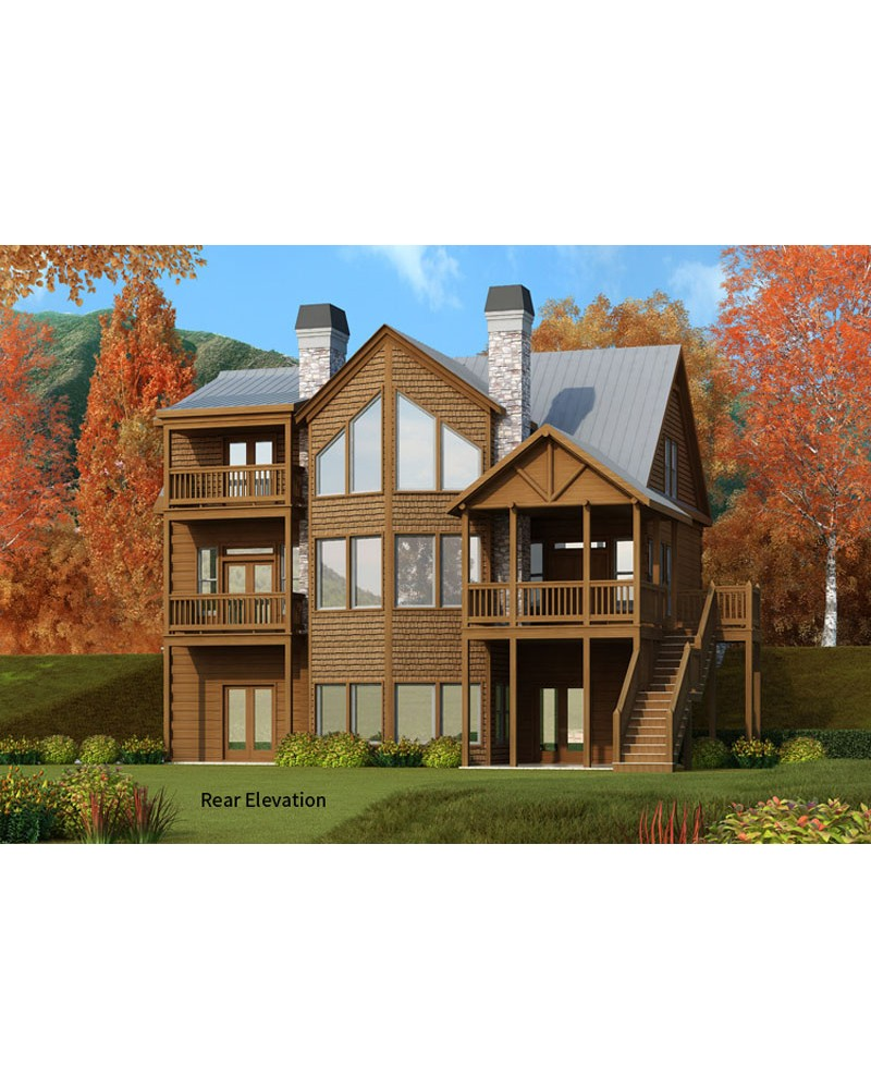 Amazingplans Com House Plan Rld Barlow Cabin Country