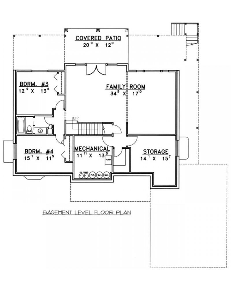 AmazingPlans.com House Plan #GHD-3188