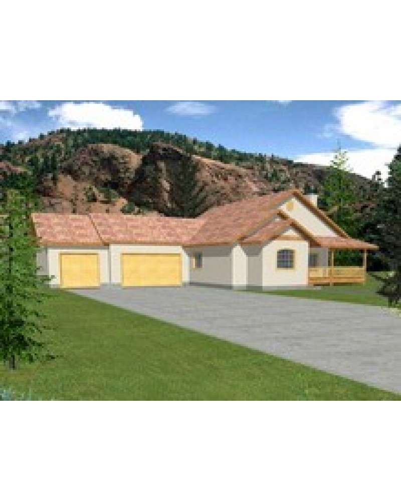 House plan ghd3148 ranch for Amazing plans com