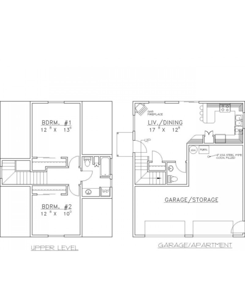 Amazingplans Com Garage Plan Rds2402 Garage Apartment: AmazingPlans.com Garage Plan #GHD4002