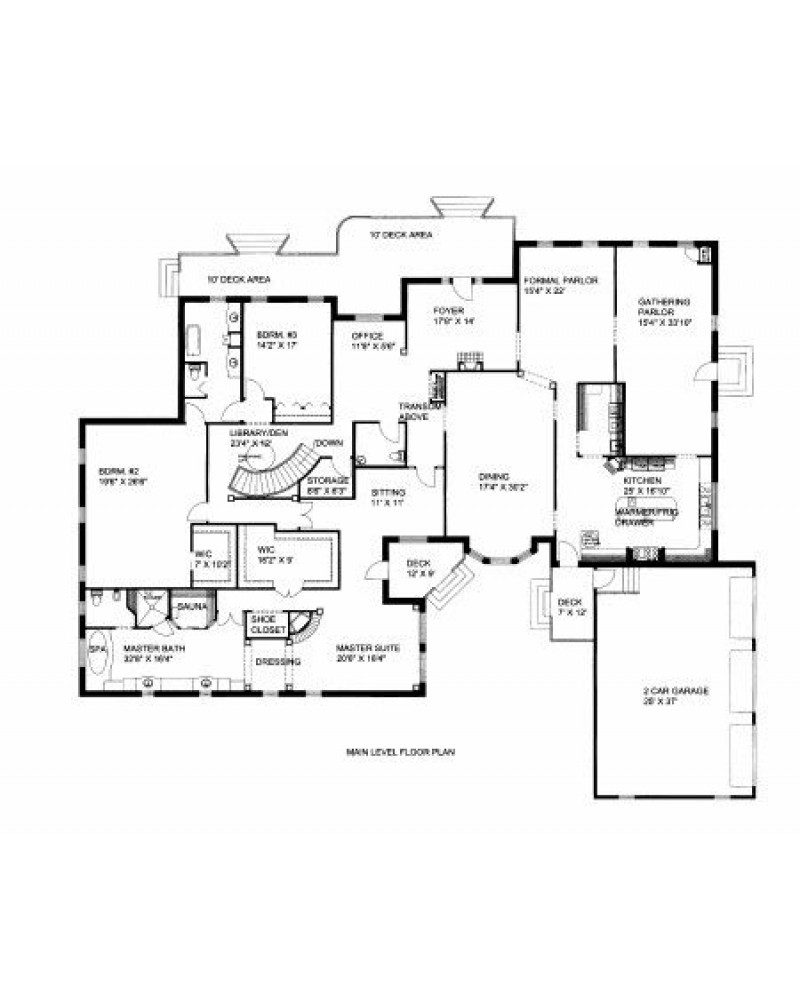 House plan ghd 2185 contemporary icf for Modern icf home plans
