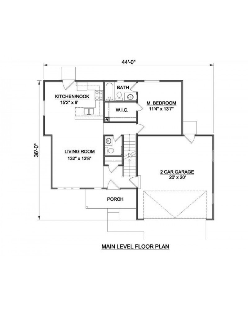 House plan h 2031 traditional for Amazing plans com