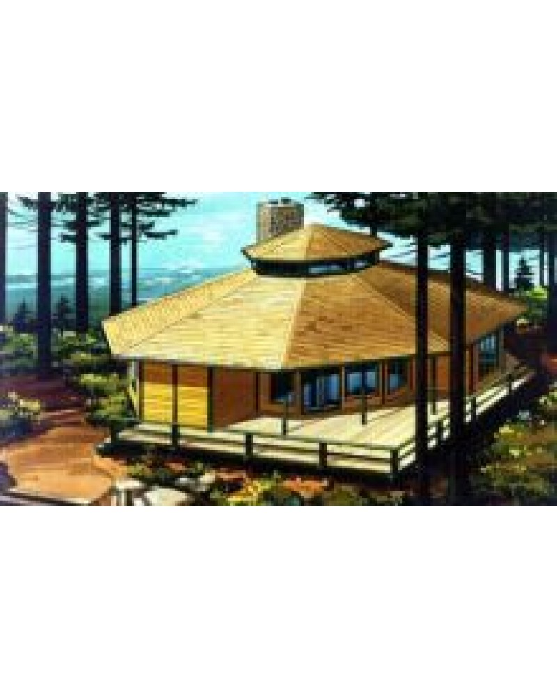 House plan h 2 cabin vacation for Amazing plans com