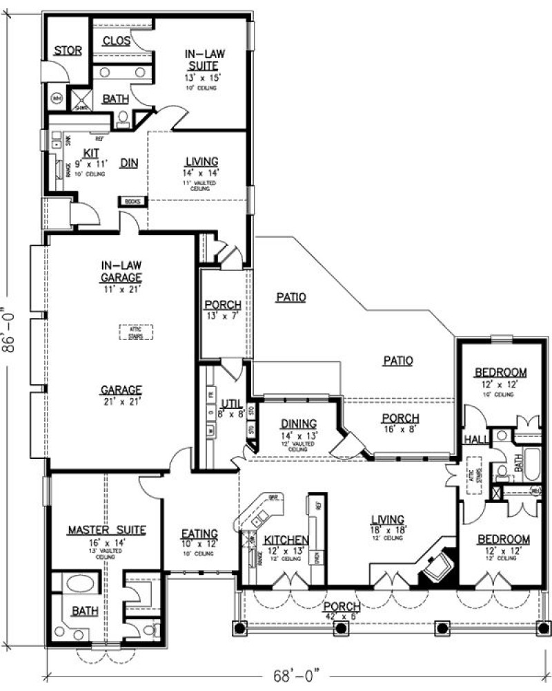 100 H Shaped House Floor Plans L Shaped House Floor