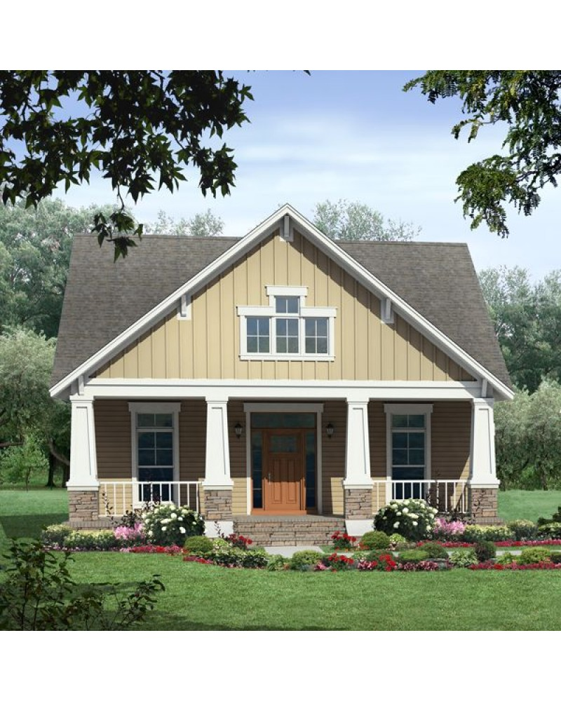 1800s Country Homes: AmazingPlans.com House Plan #HPG-1800-5