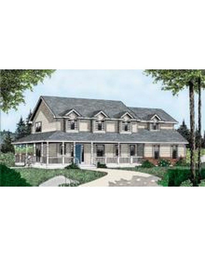 House plan js102 203 country for Amazing plans com