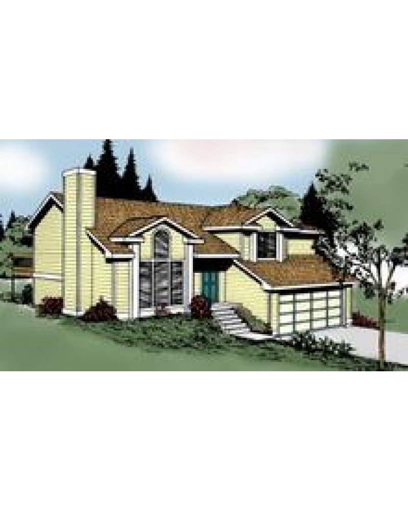 House plan js87 303 country hillside for Amazing plans com