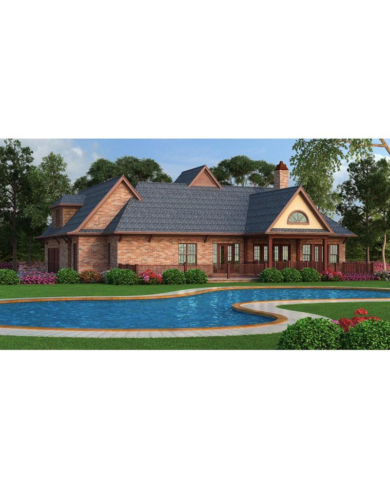 House plan arc laurel for Laurel house