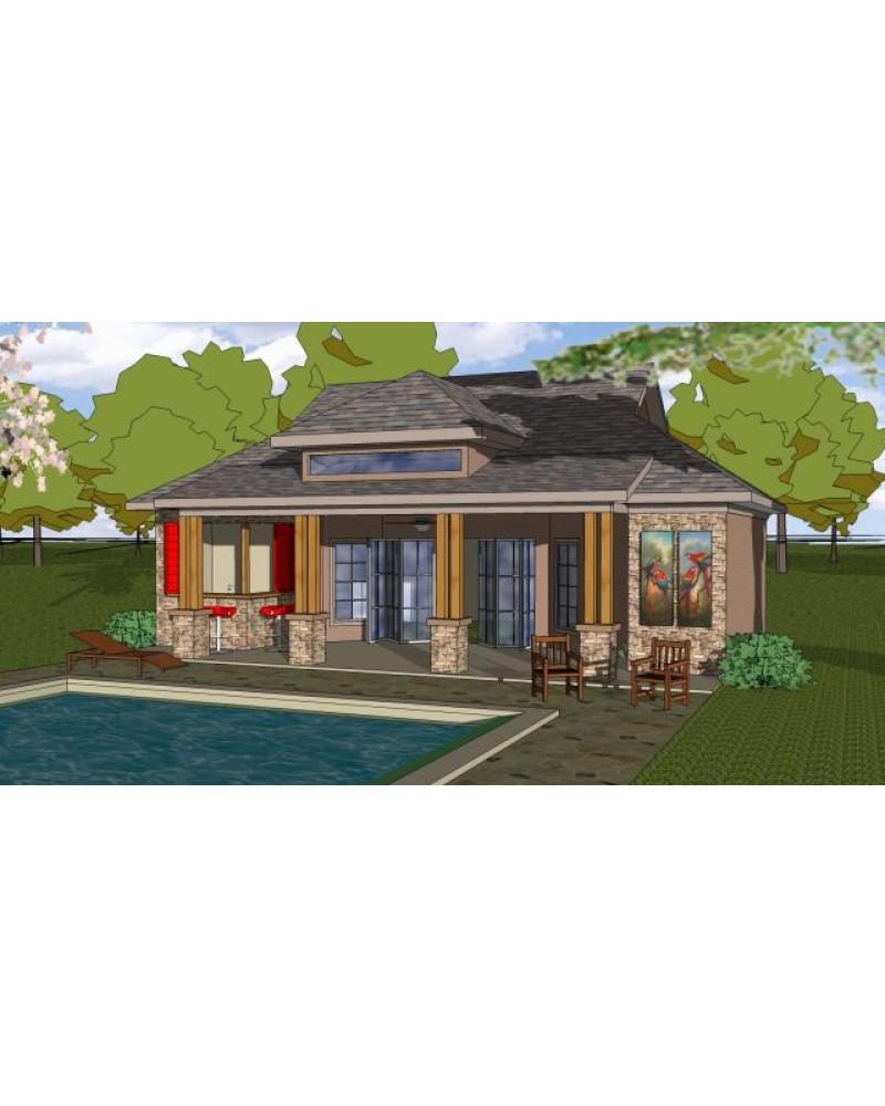 AmazingPlans.com House Plan #OES-PH-107A