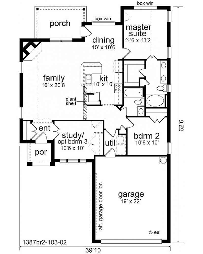 Empty Nesters House Plans Southern Living Get House