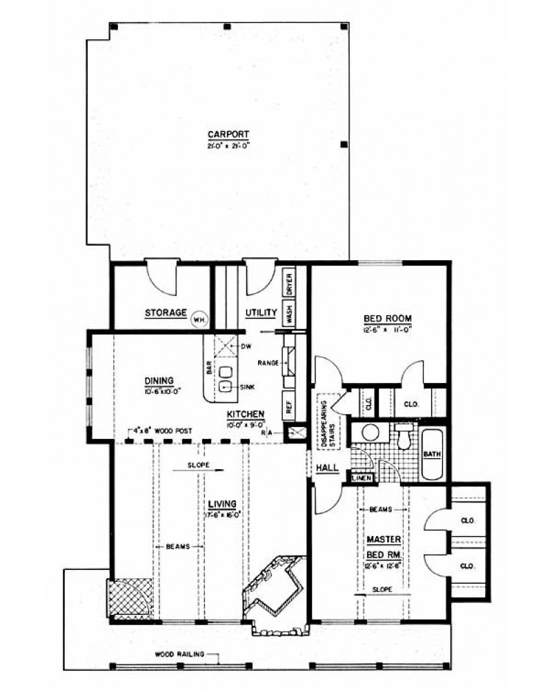 House plan ph09 000 100 for 100 000 house plans
