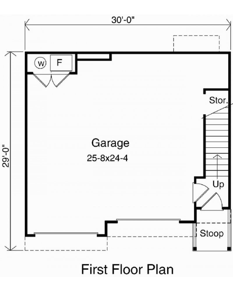 Amazingplans Com Garage Plan Rds2402 Garage Apartment: AmazingPlans.com Garage Plan #RDS9730 Garage Apartment