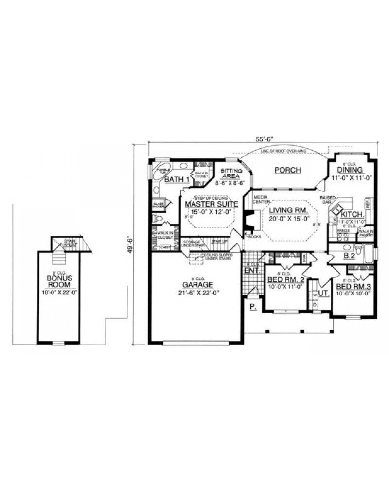 House plan rkd 1659 10 country for Amazing plans com