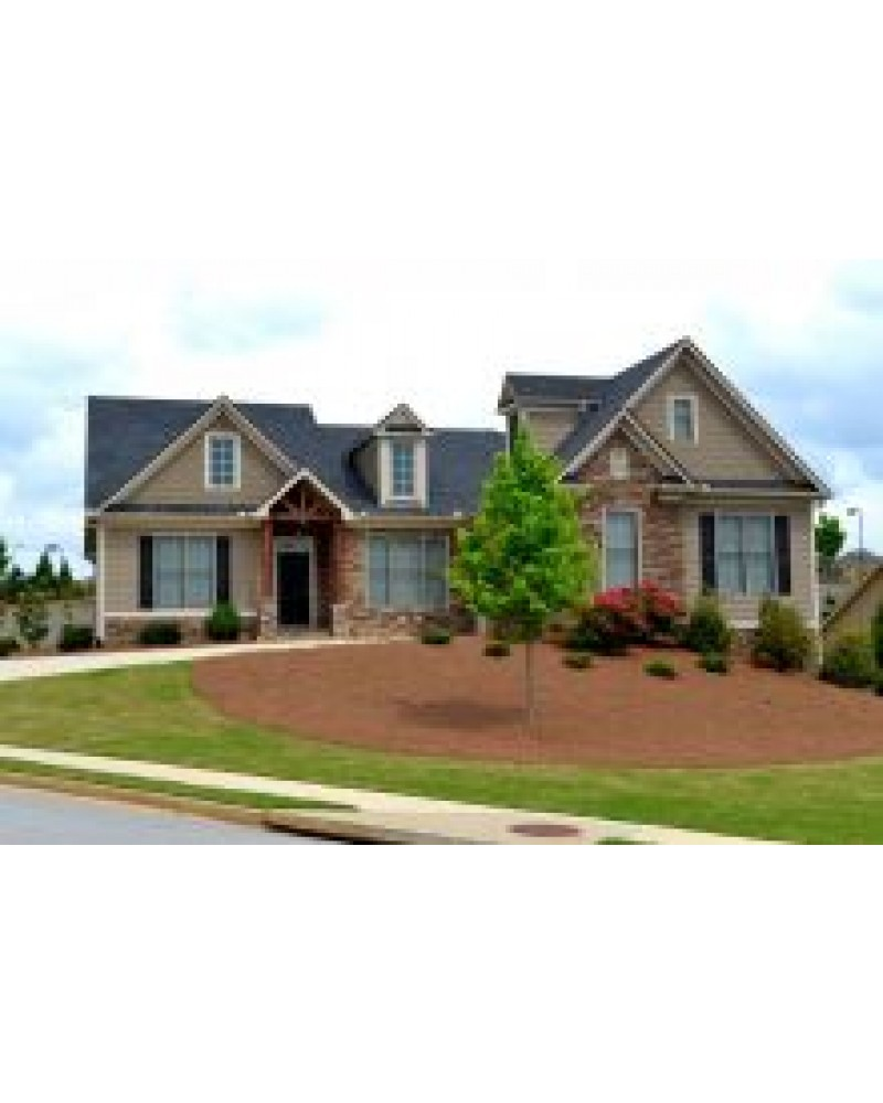 AmazingPlans.com House Plan #RLD-Arlington - Country ...