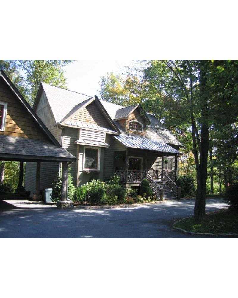 House Plan Rld Aspen Lodge Cabin