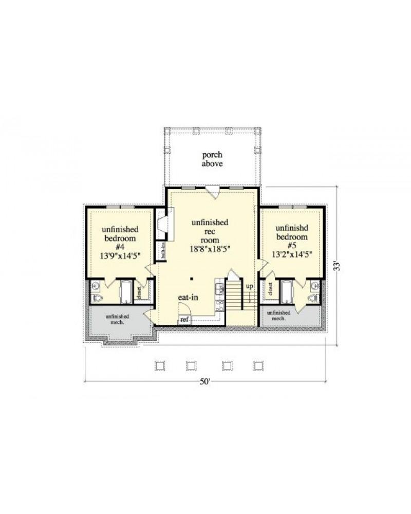 House plan rld aspen lodge cabin for Aspen house plans