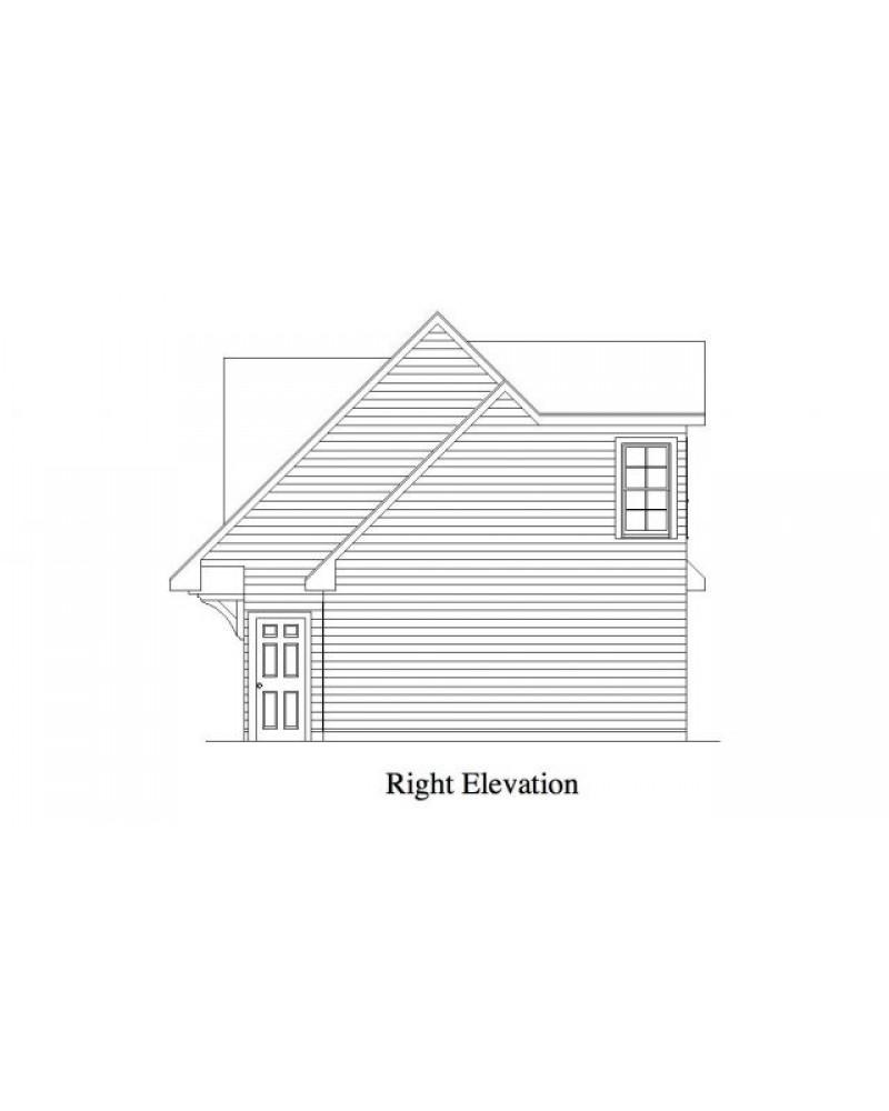 Amazingplans Com Garage Plan Rds2402 Garage Apartment: AmazingPlans.com Garage Plan #RLD-Briarcliff Garage Apartment